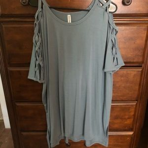 Zenana tunic